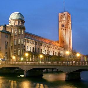 Nachts im Deutschen Museum